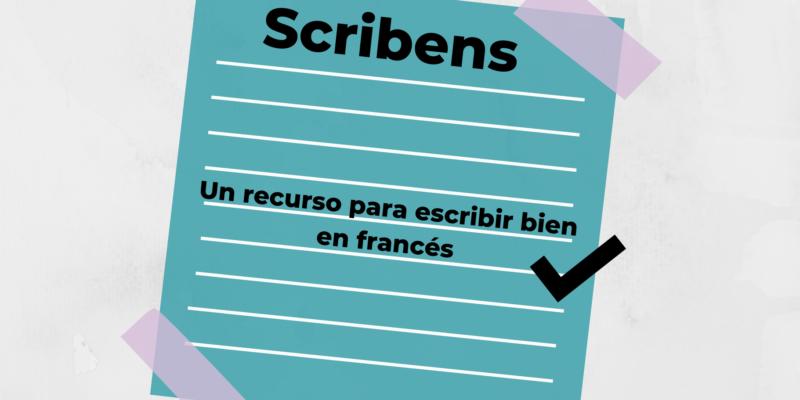 Scribens: un recurso para escribir bien en francés